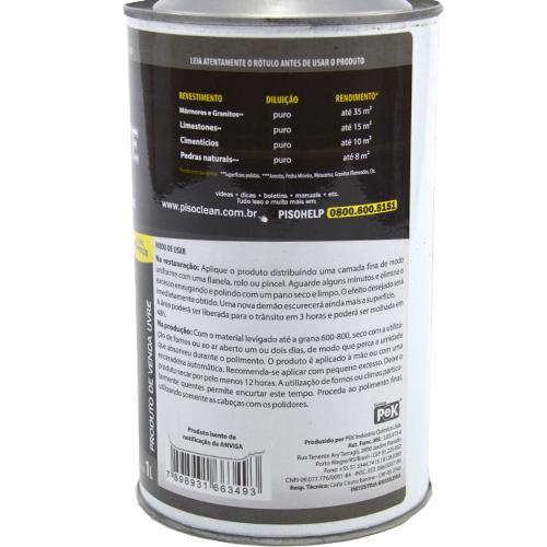 NanoPek 1 Litro - Proteção Definitiva Para Superfícies Porosas  - COLAR