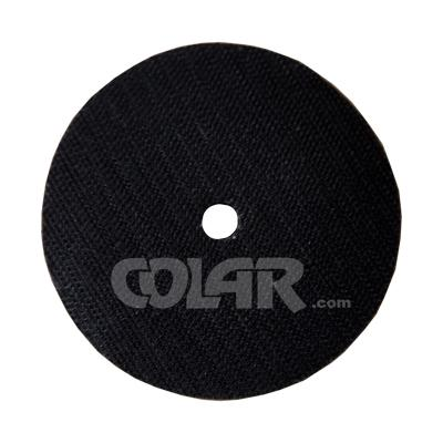 Suporte De Lixa 4´´ Com Velcro Preto M14 SuperFlex Fino  - COLAR