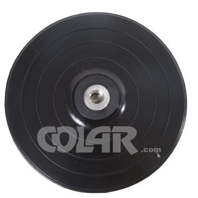 Suporte De 7 Com fecho de contato Preto M14 At  - COLAR