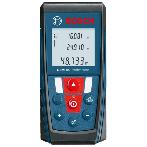 Medidor De Distância a Laser GLM 50 - Bosch  - COLAR