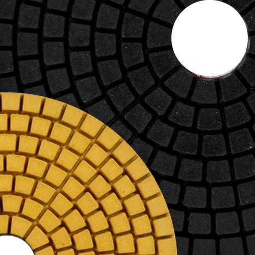 Disco de Polimento Flexível Para Mármores IT - Colar  - COLAR
