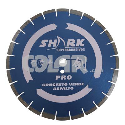 Serra Diamantada Para Concreto e Asfalto SH750 350mm - Shark  - COLAR