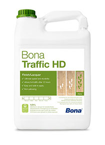 Traffic HD Fosco 4,95L - Bona  - COLAR