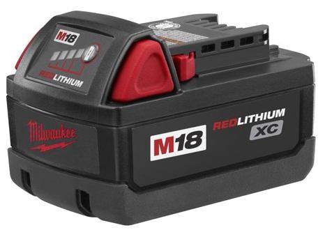Bateria De 18V De Íons De Lítio De Alta Capacidade M18™ - 48-11-1959 - Milwaukee  - COLAR