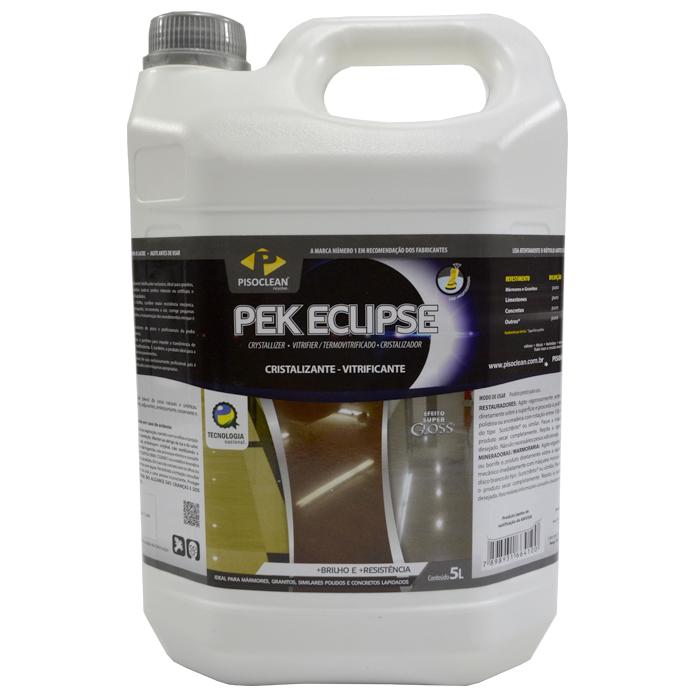 Pek Eclipse 5 Litros - Cristalizador de Mármore, Granito e Concreto  - COLAR