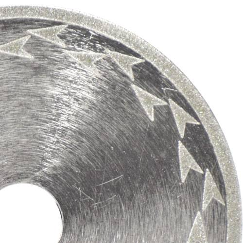 Disco Para Serra Mármore Eletrolítico 110mm - DM  - COLAR