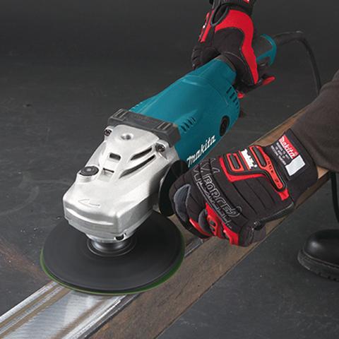 Lixadeira Angular 180mm  SA7021 - Makita  - COLAR