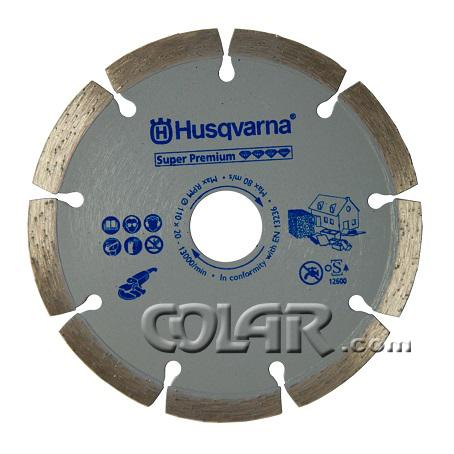Disco Serra Mármore 110mm Segmentado - HSQ  - COLAR