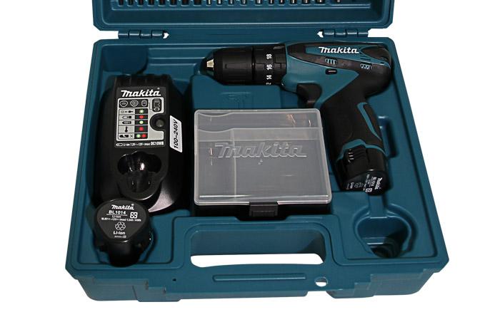 Parafusadeira / Furadeira de Impacto HP330DX100 - Makita  - COLAR