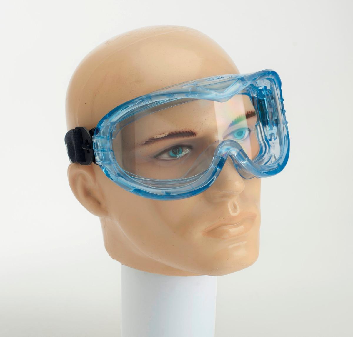 Óculos de Segurança Modelo Fahrenheit Ampla Visão - 3M  - COLAR