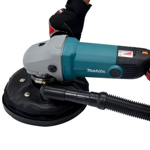 Coletor de Pó Flexível Para Todos os Tipos de Esmerilhadeiras e Lixadeiras 200mm - Colar  - COLAR