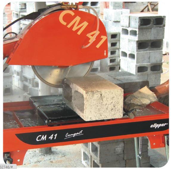 Máquina de Corte CM41 30-1-230V 60Hz Clipper - Norton  - COLAR