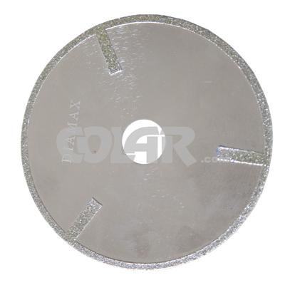 Disco Para Serra Mármore Eletrolítico 100mm - DM  - COLAR
