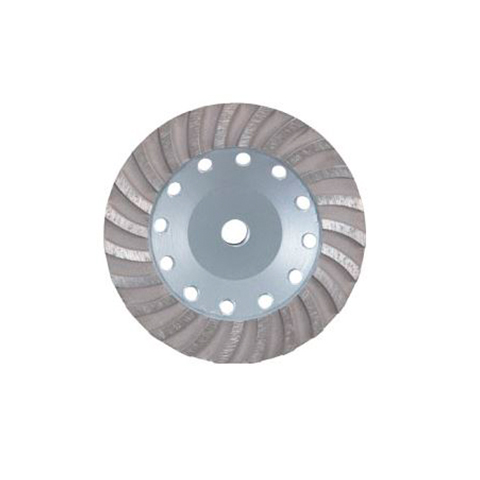 Rebolo Diamantado  Makita D-36843 125mm M14 Gr 36   - COLAR
