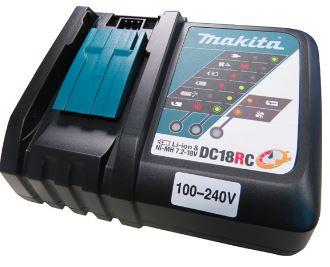 Carregador de Baterias DC18RC - Makita  - COLAR