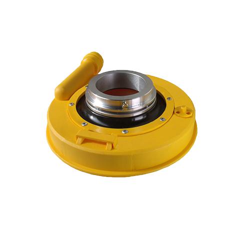 Coletor de Pó Para Lixadeira 180mm Com Suporte e Flange Modelo Makita  - COLAR