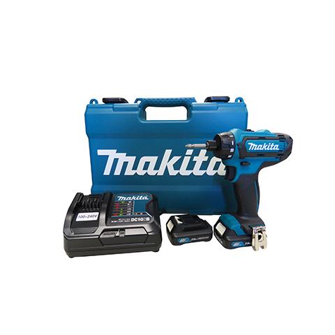 Parafusadeira / Furadeira à Bateria 12V DF031DSAE - Makita  - COLAR