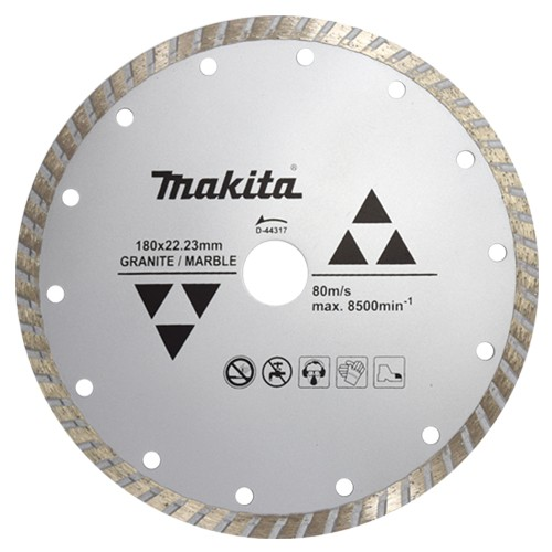 Disco de Corte para Mármore e Granito uso em Esmerilhadeira D-44317  - COLAR