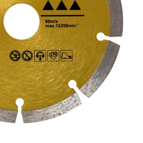 Disco de corte para Esmerilhadeira Segmentado D37568 - Makita  - COLAR