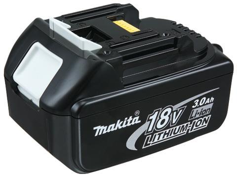 Bateria de Lítio de 18V 196016-2 BL1830 - Makita  - COLAR