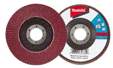 Flap Disco 125mm Grão 080 D38065 - Makita  - COLAR