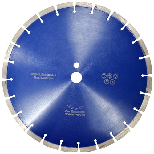 Serra Diamantada Premium para Concreto 350mm - Colar  - COLAR