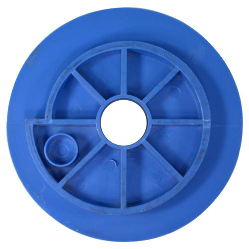 Disco Para Polimento de Borda Reta Poliborda 5 Estágios 125mm - Colar  - COLAR