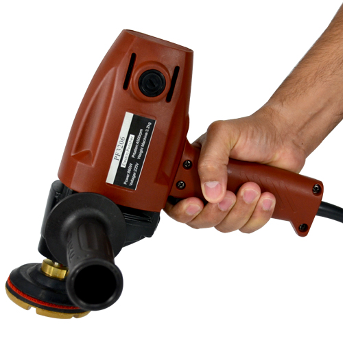 Politriz a Úmido Vertical 75mm - DM  - COLAR