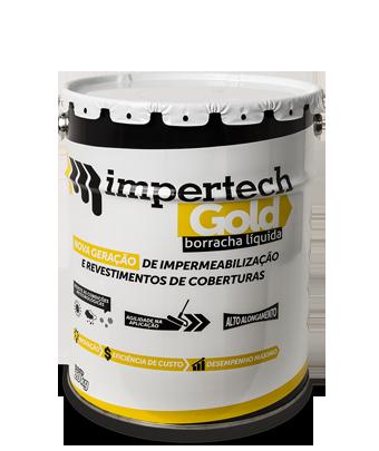 Impertech Gold Preto 20kg  - COLAR