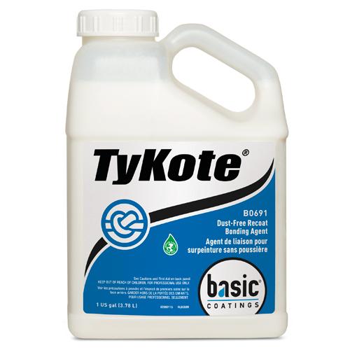 TyKote - Ancorador/Selador a Base de Água - Aumenta o Rendimento do Verniz - 3.78 Lts  - COLAR