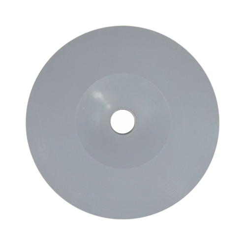 "Suporte de Lixa 7"" Cinza Furo 22mm Profix  - COLAR"