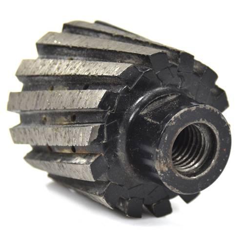 Rebolo Chic. Metal M4 Cilindro Preto Gr.30 Dm  - COLAR