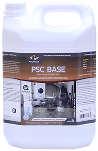 PSC Base Pisoclean 5 Litros - Selador Autonivelante Termoplástico  - COLAR