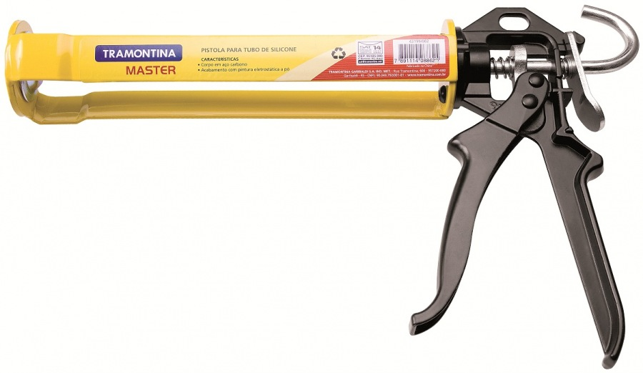 43199/022 Pistola Aplicadora de Silicone Profissional - Tramontina  - COLAR