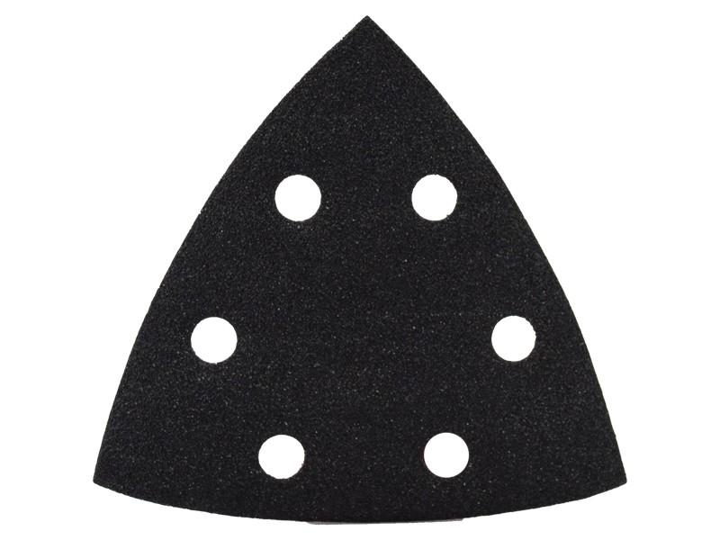 Jogo de Lixas Triangular Para Pedras e Vidros 10pçs - Makita  - COLAR