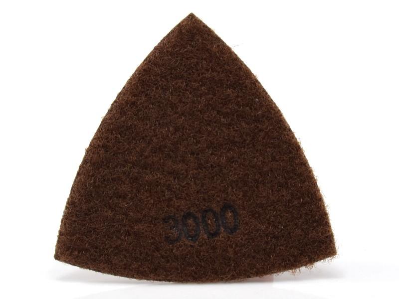 Lixa Triangular Resinada Diamantada e Eletrolítica - DM  - COLAR