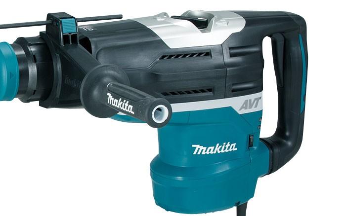 MARTELO COMBINADO 52MM (2POL) HR5212C-220V Makita  - COLAR