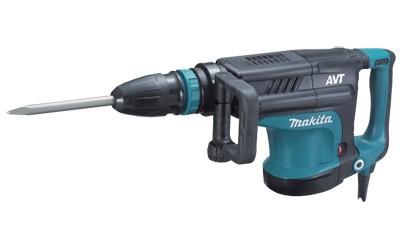 MARTELO ROMP HORIZONTAL SDS MAX HM1213C-220V Makita  - COLAR