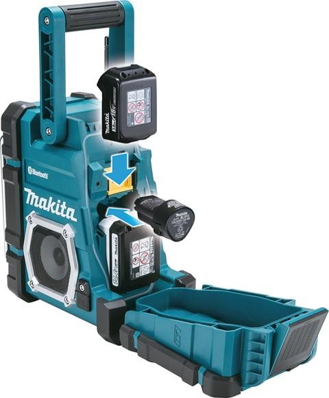 Radio à Bateria  DMR106 - Makita  - COLAR