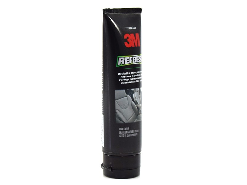 Revitalizador Hidratante de Couro 3M Refresh 120g  - COLAR