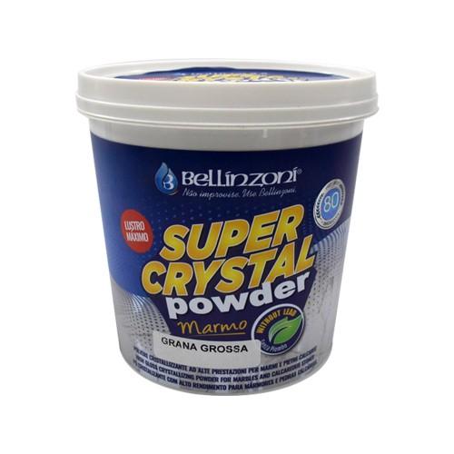 Super Crystal Powder Marmo Grana Grossa - 1 Kg  - COLAR
