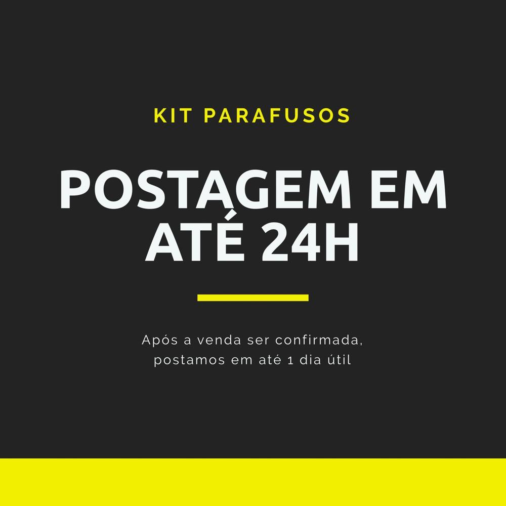 Kit Premium 750 Pregos Variados Com Cabeça - 5 medidas