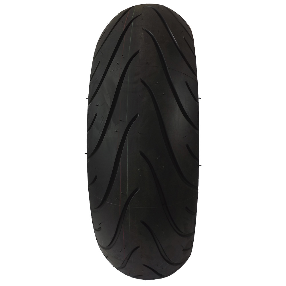 Pneu 180/55R17 Michelin Pilot Road 2 2CT 73W Honda Cbr, Yamaha R1 Moto (Traseiro)