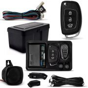 Alarme Automotivo Com Chave Canivete Bloqueador Precision Top H Hyundai Todos