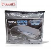 Capa Para Cobrir Carro 100% Impermeável Protetora Forrada Tamanho G