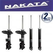 Jogo 04 Amortecedores Nakata I30 2009 Até 2013