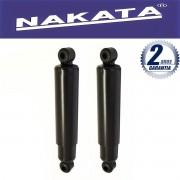 Par de Amortecedores Traseiro Nakata A-10 D-10 A-20 C-20 D-20 1983 Até 1992