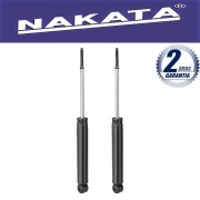 Par de Amortecedores Traseiro Nakata Agile 2009 Até 2011