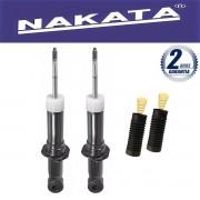 Par de Amortecedores Traseiro Nakata Corolla 2008 Até 2013 + Kit da Suspensão