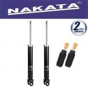 Par de Amortecedores Traseiro Nakata Hyundai I30 2009 Até 2013 + Kit da Suspensão